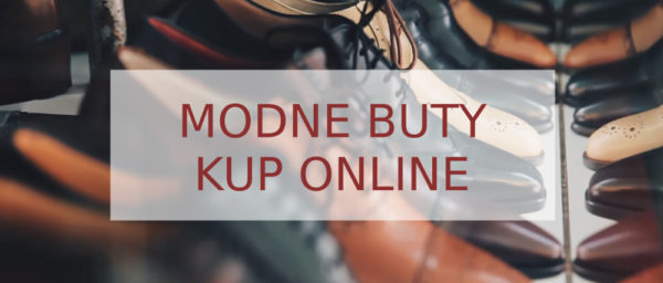 modne buty kup online