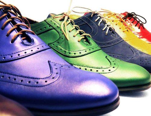 Brogsy – męskie buty wizytowe