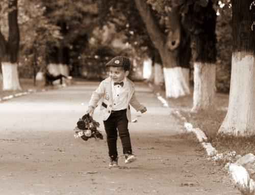 Współczesna moda dziecięca