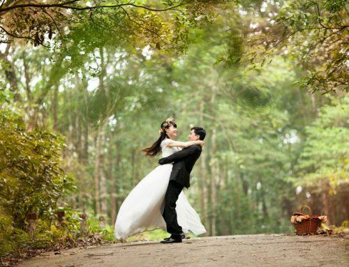 Modny ślub