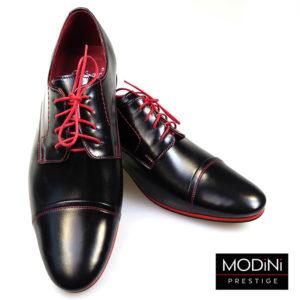 czarno czerwone buty