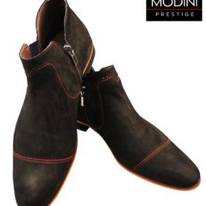 czarne buty za kostke