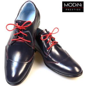 granatowe buty dziecie