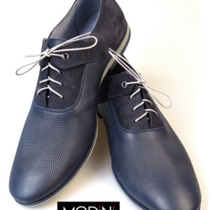 granatowe buty